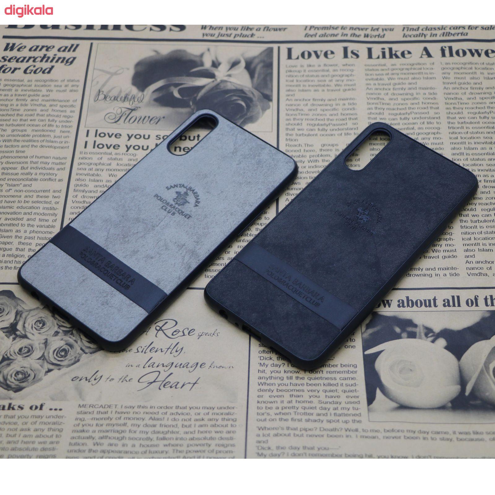 کاور مدل SANT-001 مناسب برای گوشی موبایل سامسونگ Galaxy A50 main 1 4