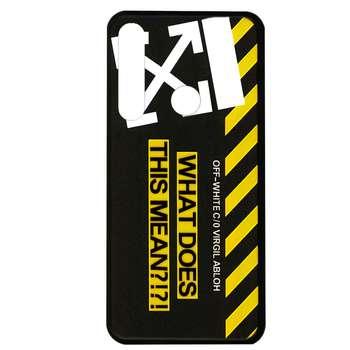 کاور طرح flash کد 9645  مناسب برای گوشی موبایل شیائومی Redmi note 8