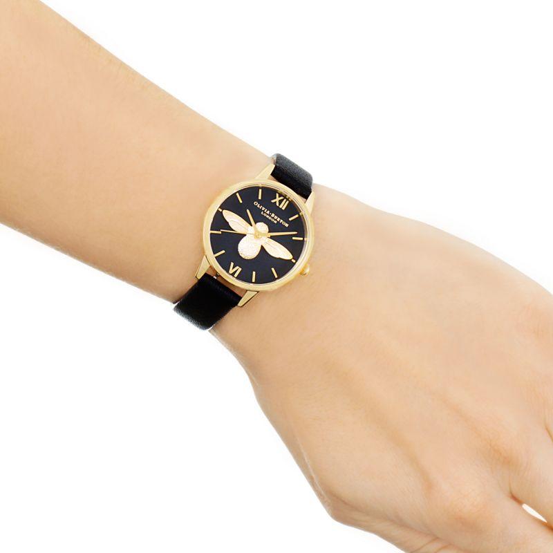 خرید                                       ساعت مچی عقربه ای زنانه اولیویا برتن کد ob16am118