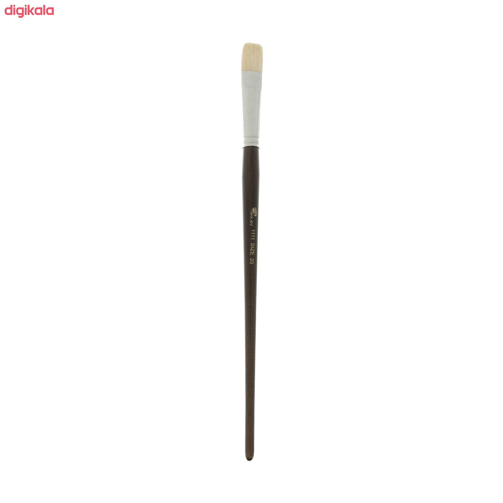 قلم مو تخت پارس آرت شماره 20 کد 1111 main 1 1