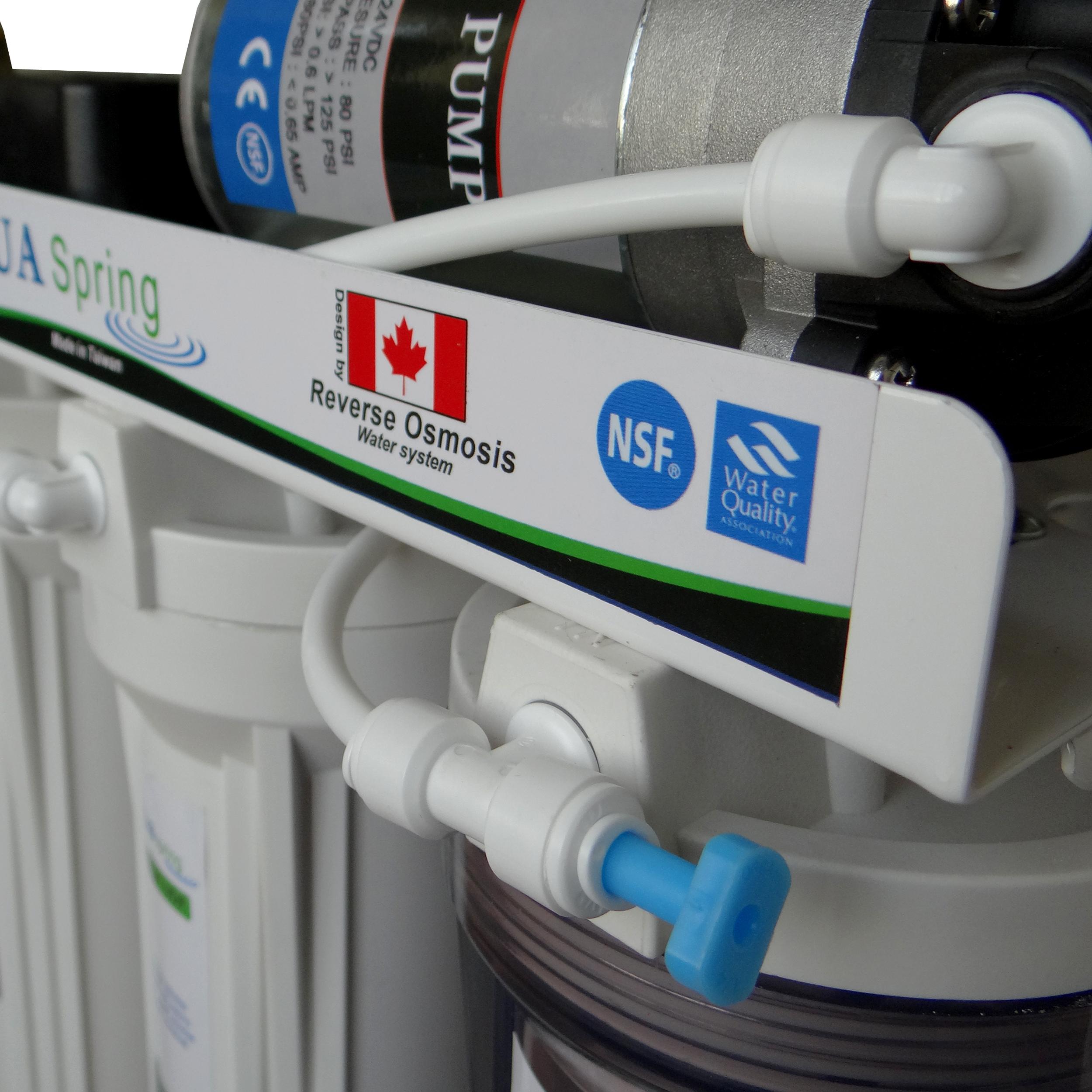 دستگاه تصفیه کننده آب آکوآ اسپرینگ مدل RO-AF1700