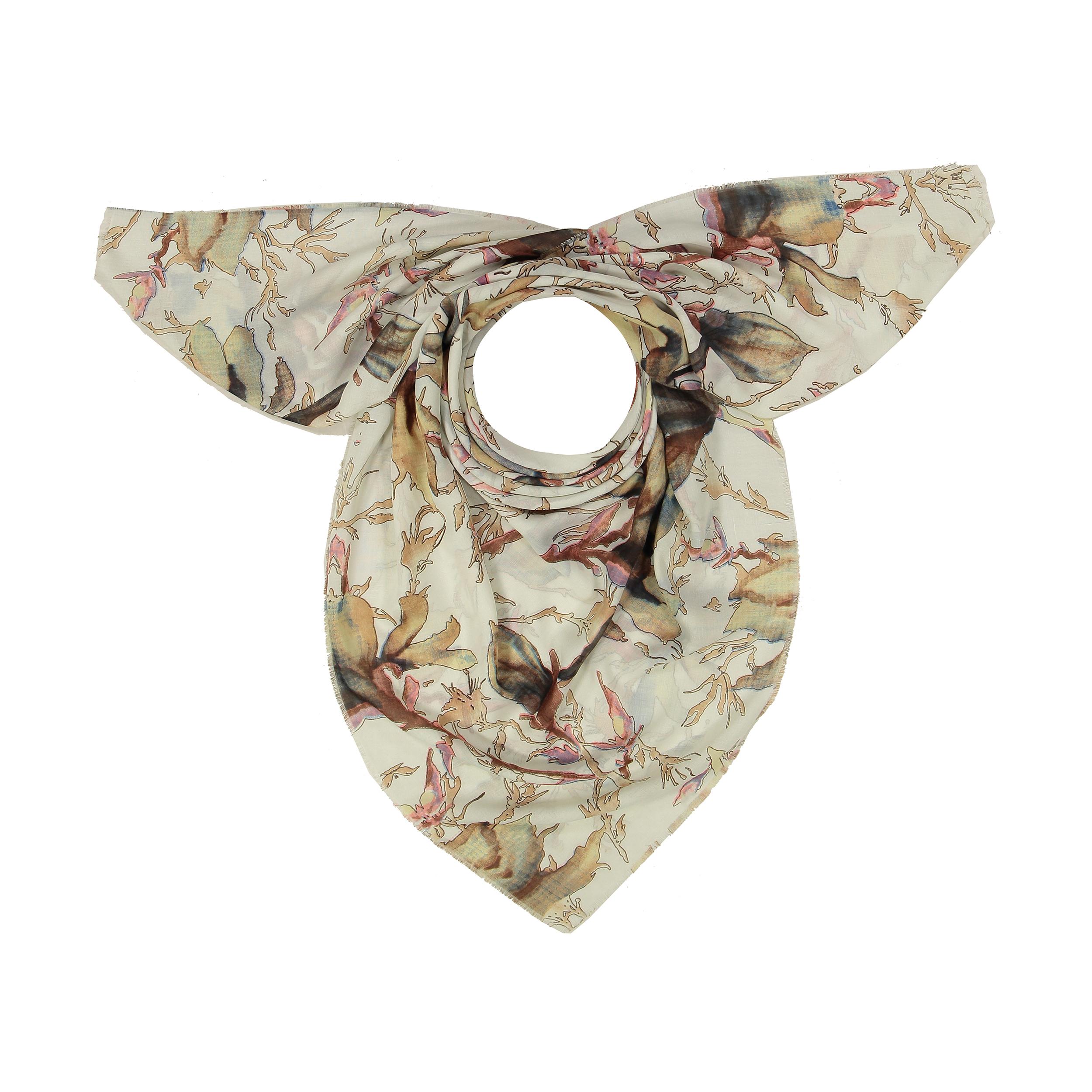 خرید                      روسری زنانه کد 044