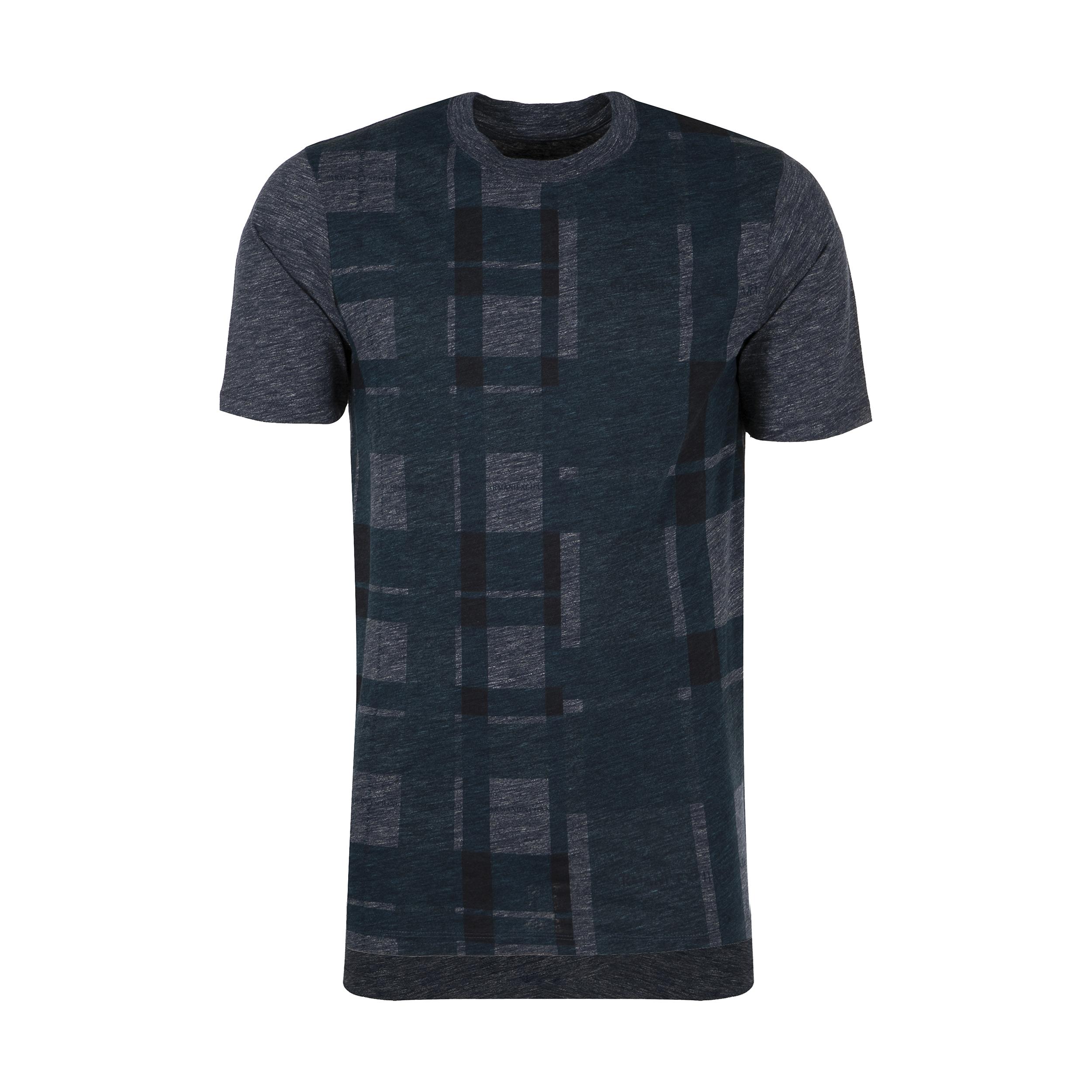 تی شرت مردانه آرمانی اکسچنج مدل 6ZZTFZJH4Z-3538