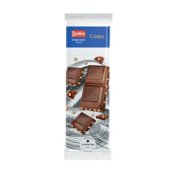 شکلات شیرین کریسپی سایرو - 75 گرم