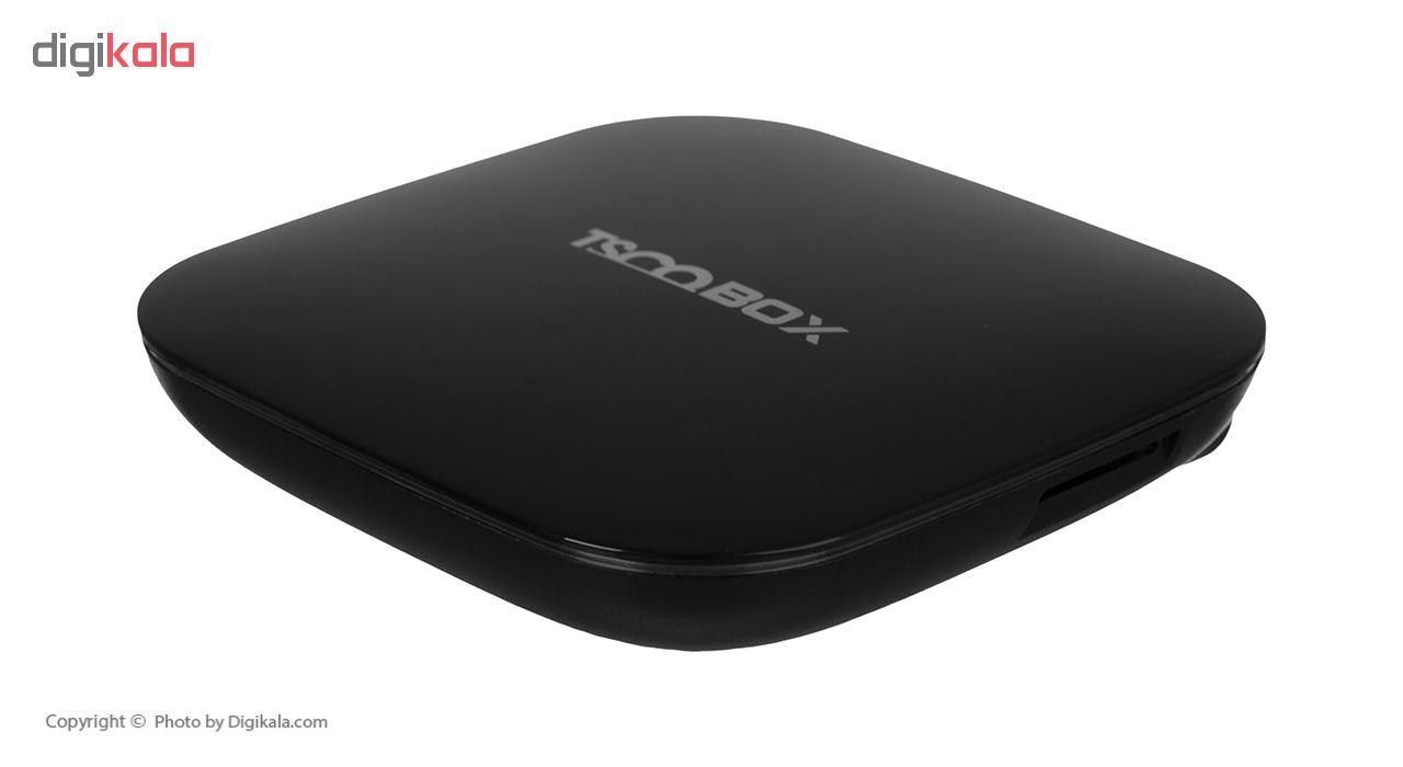 اندروید باکس تسکو مدل Tab 100 - New Version به همراه ماوس بی سیم