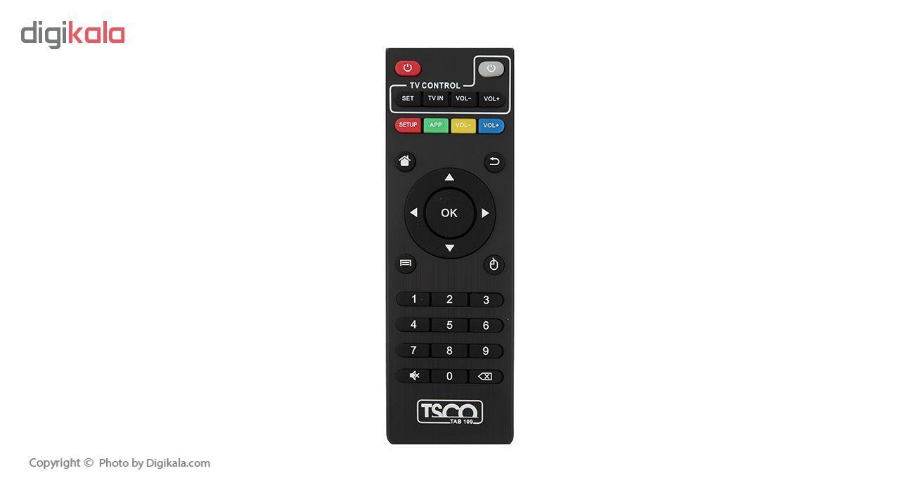 اندروید باکس تسکو مدل Tab 100 - New Version به همراه ماوس بی سیم main 1 7