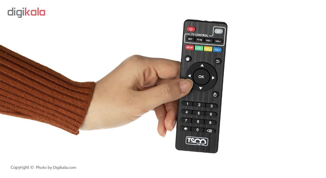 اندروید باکس تسکو مدل Tab 100 - New Version به همراه ماوس بی سیم main 1 12