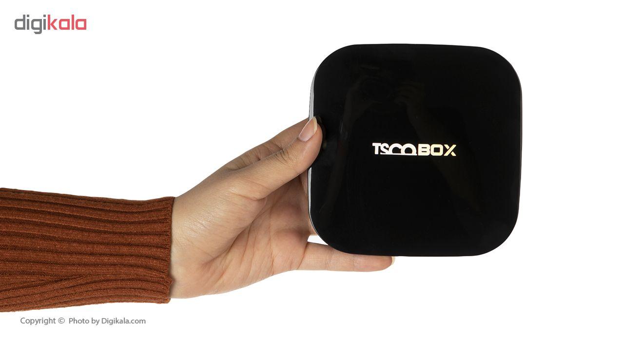 اندروید باکس تسکو مدل Tab 100 - New Version به همراه ماوس بی سیم main 1 4