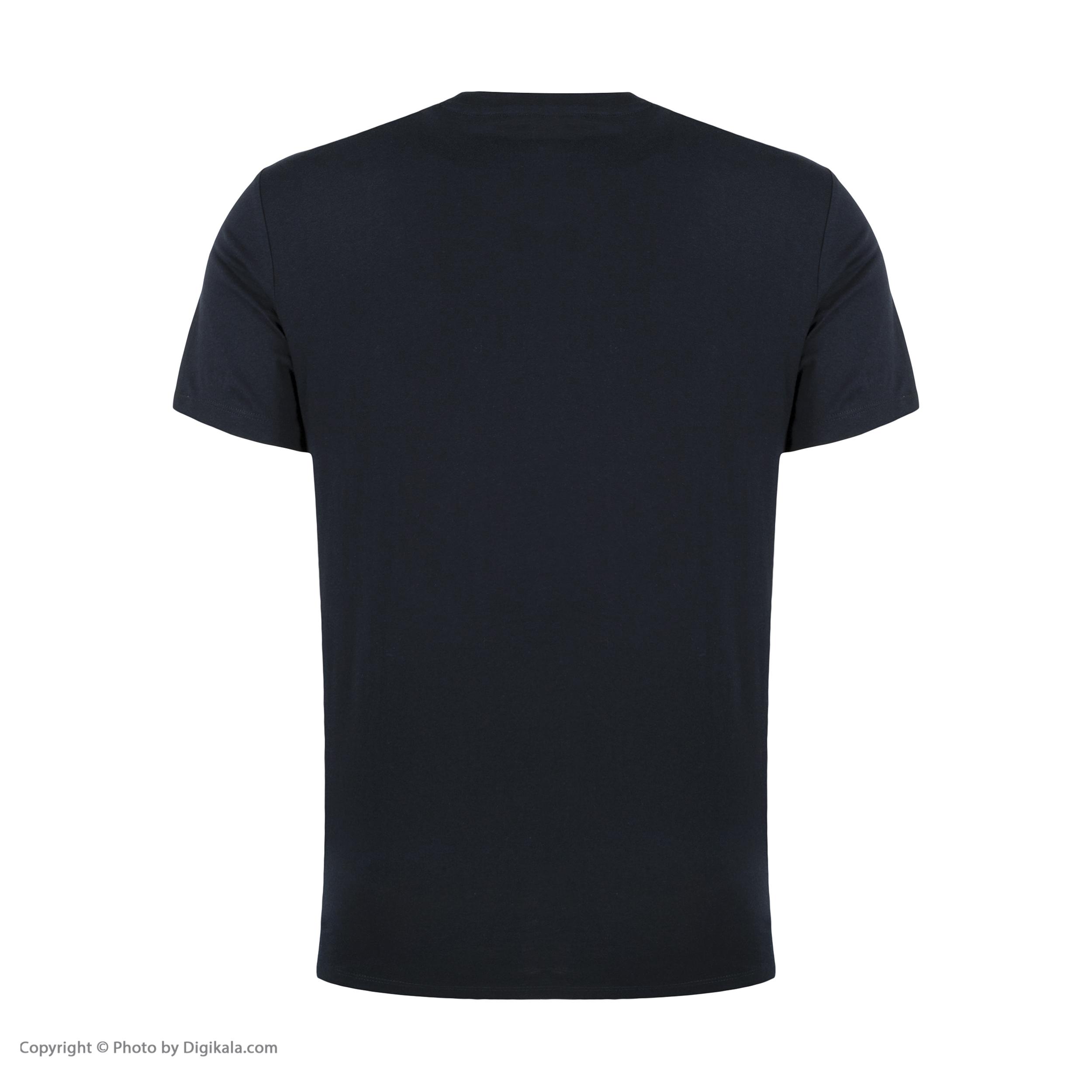 تی شرت مردانه آرمانی اکسچنج مدل 3GZTBAZJBVZ-1510