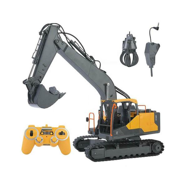 ماشین بازی کنترلی دابل ای مدل VOLVO EXCAVATOR