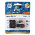 کارت حافظه microSDXC ویکومن مدل Final 600x plus کلاس 10 استاندارد UHS-I U3 سرعت 90MBs ظرفیت 128 گیگابایت به همراه آداپتور SD thumb 2
