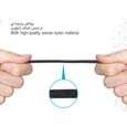 کابل تبدیل USB به microUSB بیاند مدل BA-321 طول 1 متر thumb 2