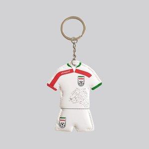 جاکلیدی طرح لباس تیم ملی فوتبال ایران کد K01