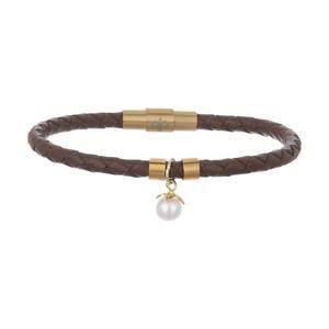 دستبند طلا 18 عیار زنانه میو گلد مدل BW210