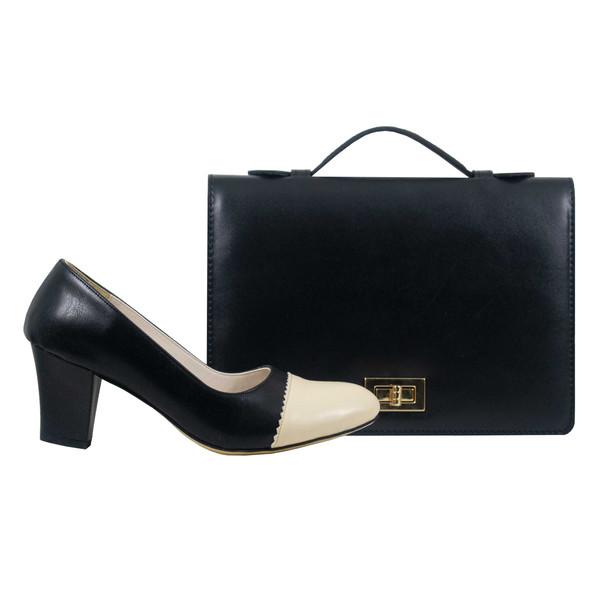 ست کیف و کفش زنانه کد 05-SE110