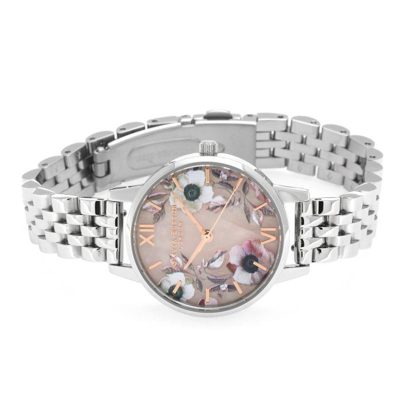 خرید                                       ساعت مچی عقربه ای زنانه اولیویا برتن کد ob16sp07