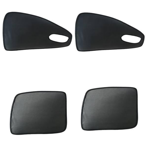 آفتابگیر خودرو مدل dan01 مناسب برای سمند مجموعه4 عددی