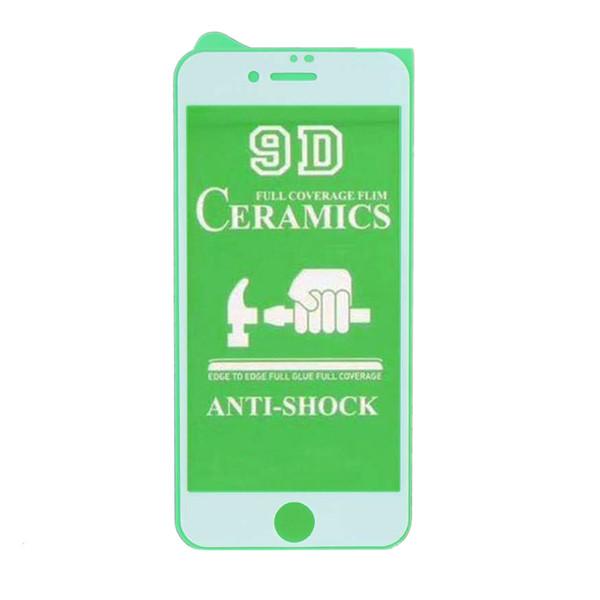 محافظ صفحه نمایش 9D مدل CR مناسب برای گوشی موبایل اپل Iphone 7 Plus/8 Plus