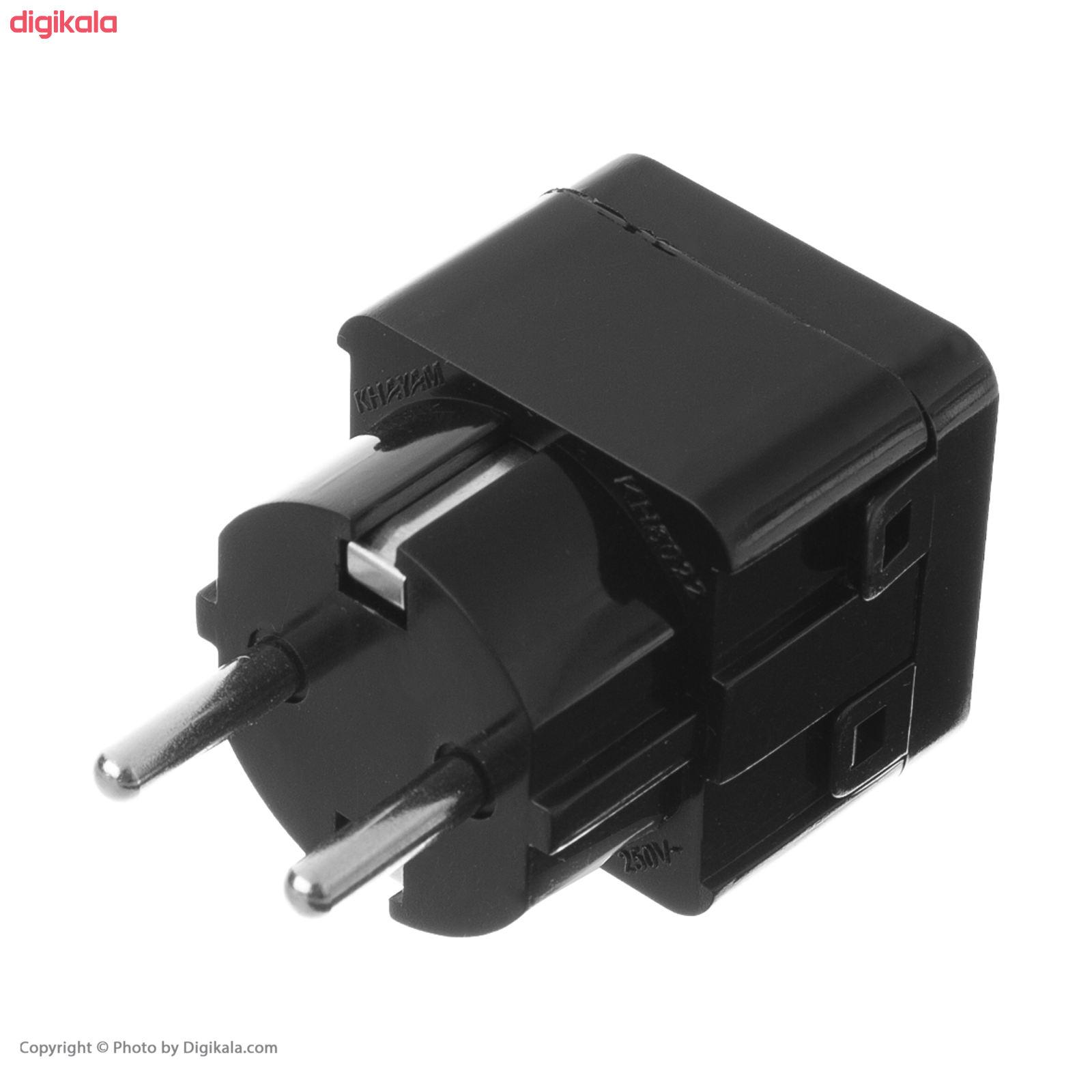 مبدل برق خیام الکتریک مدل KH8022 main 1 5