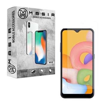 محافظ صفحه نمایش مسیر مدل MGMJ-1 مناسب برای گوشی موبایل سامسونگ Galaxy A01