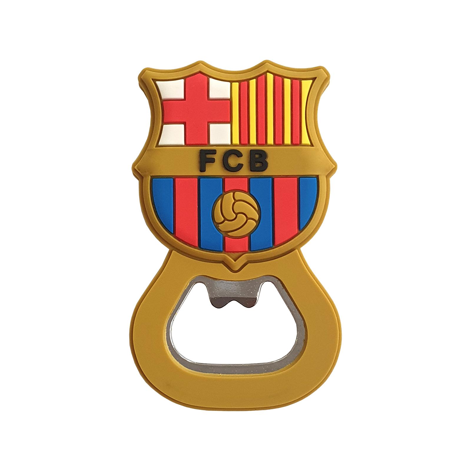 دربازکن بطری طرح بارسلونا کد D01