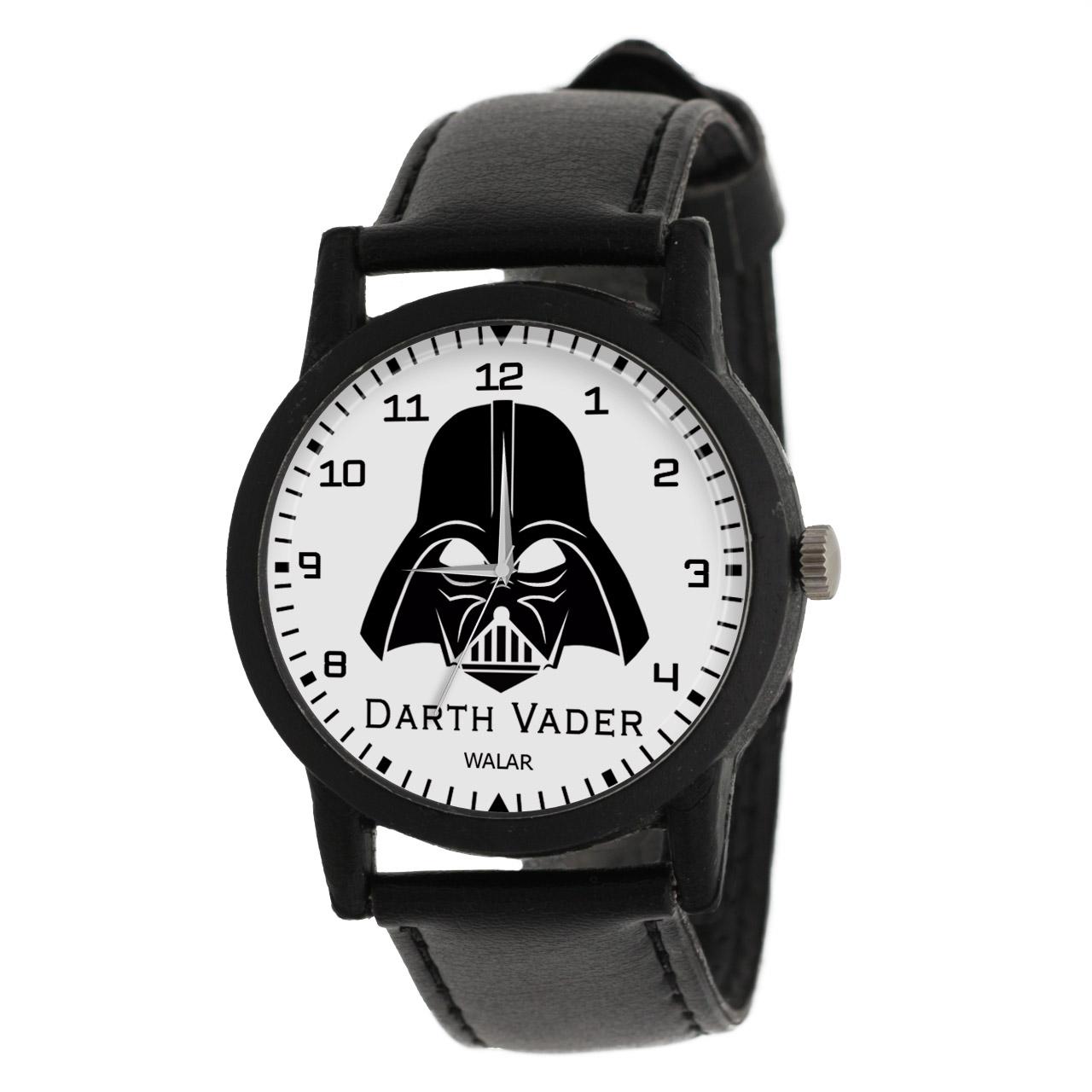 کد تخفیف                                      ساعت مچی عقربه ای والار طرح دارت ویدر کد LF2308
