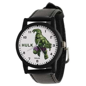 ساعت مچی عقربه ای والار طرح هالک کد LF2310