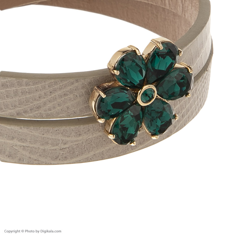 دستبند طلا 18 عیار زنانه درسا مدل 2364-1