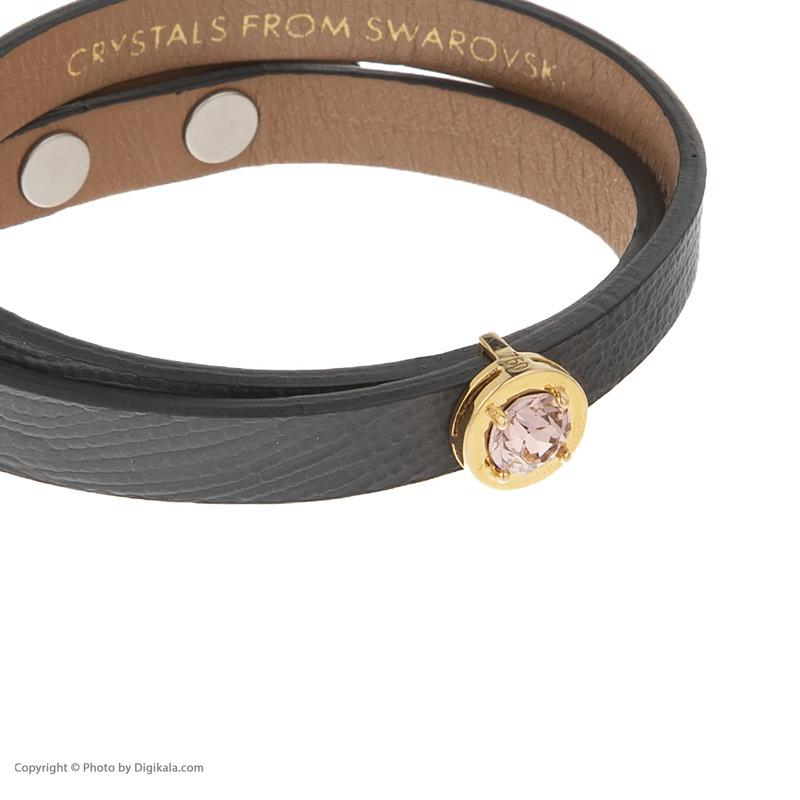 دستبند طلا 18 عیار زنانه درسا مدل 2364-6