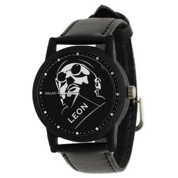 ساعت مچی عقربه ای والار طرح لئون کد LF2333