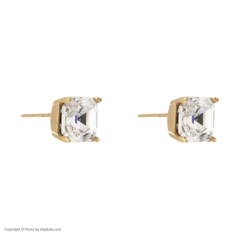 گوشواره طلا 18 عیار زنانه درسا مدل 2557-1