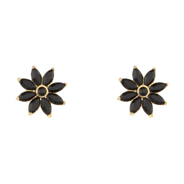 گوشواره طلا 18 عیار زنانه درسا مدل 2139-6