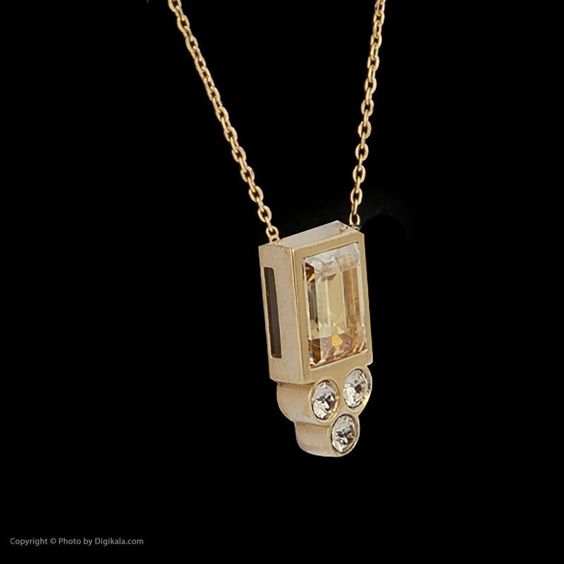 گردنبند طلا 18 عیار زنانه درسا مدل 2743-1