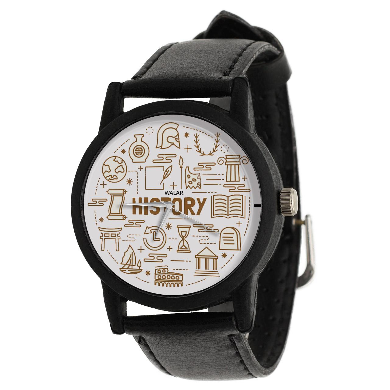 ساعت مچی عقربه ای والار طرح تاریخ کد LF2365