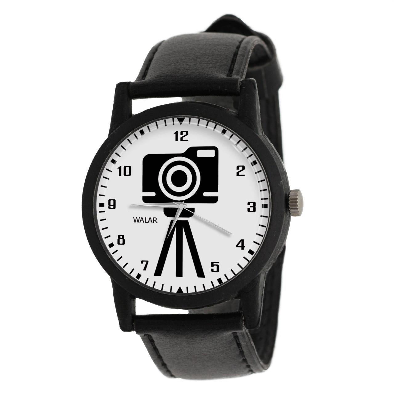 ساعت مچی عقربه ای والار طرح عکاسی کد LF2372              ارزان