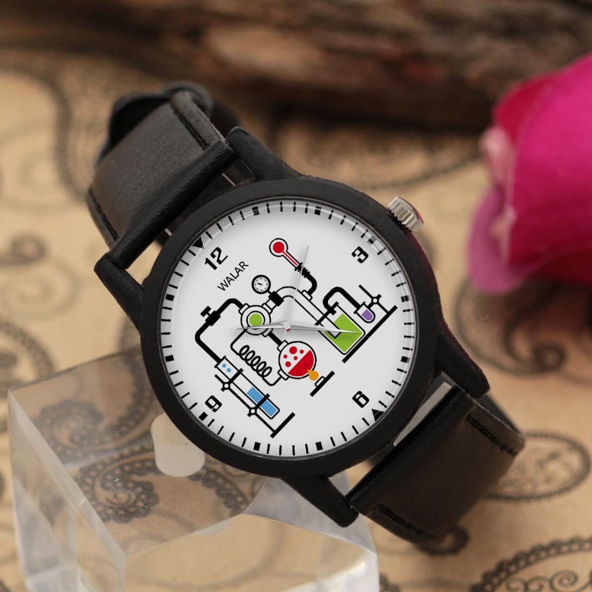 کد تخفیف                                      ساعت مچی عقربه ای والار کد LF2383