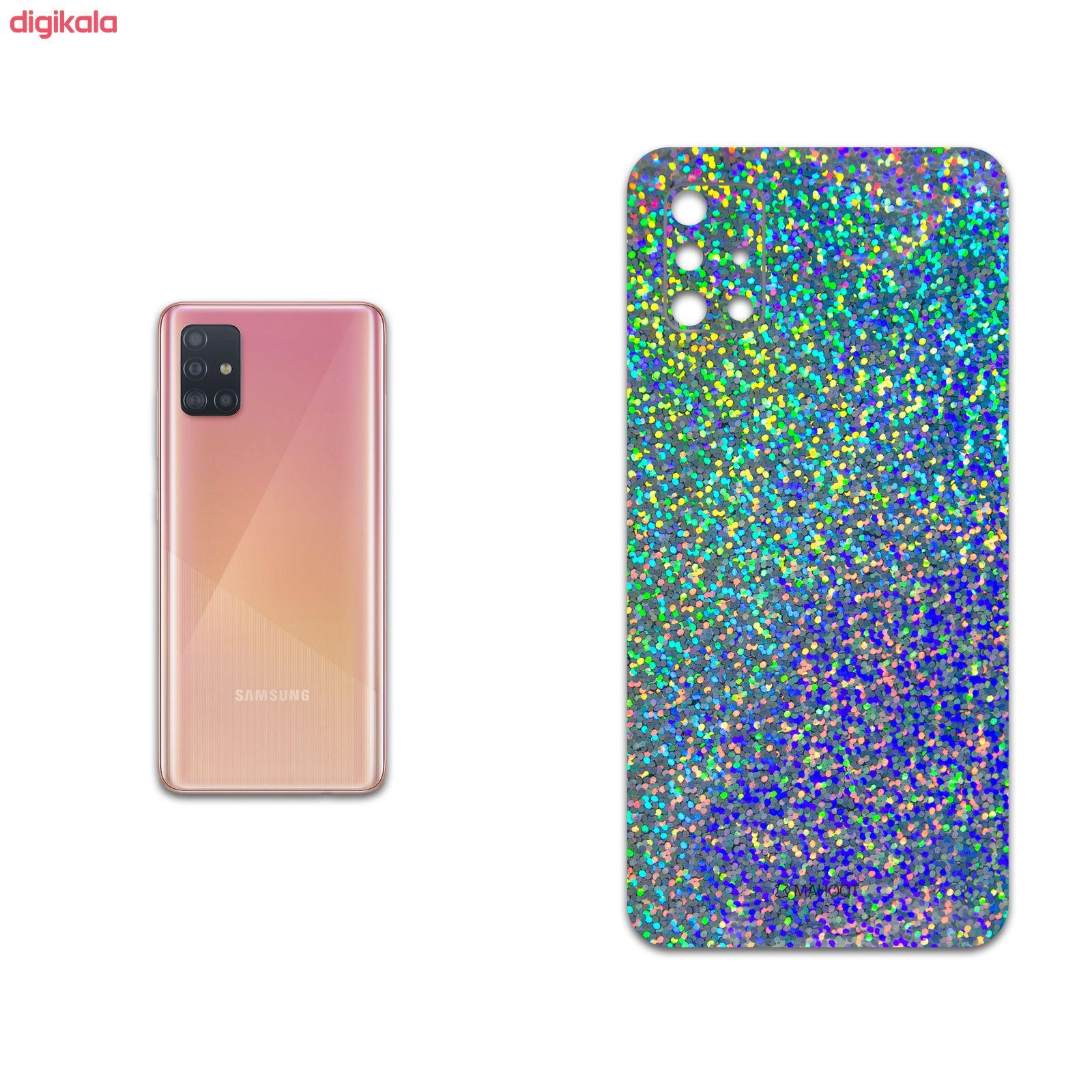 برچسب پوششی ماهوت مدل Holographic مناسب برای گوشی موبایل سامسونگ Galaxy A51