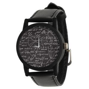 ساعت مچی عقربه ای والار طرح ریاضی کد LF2397