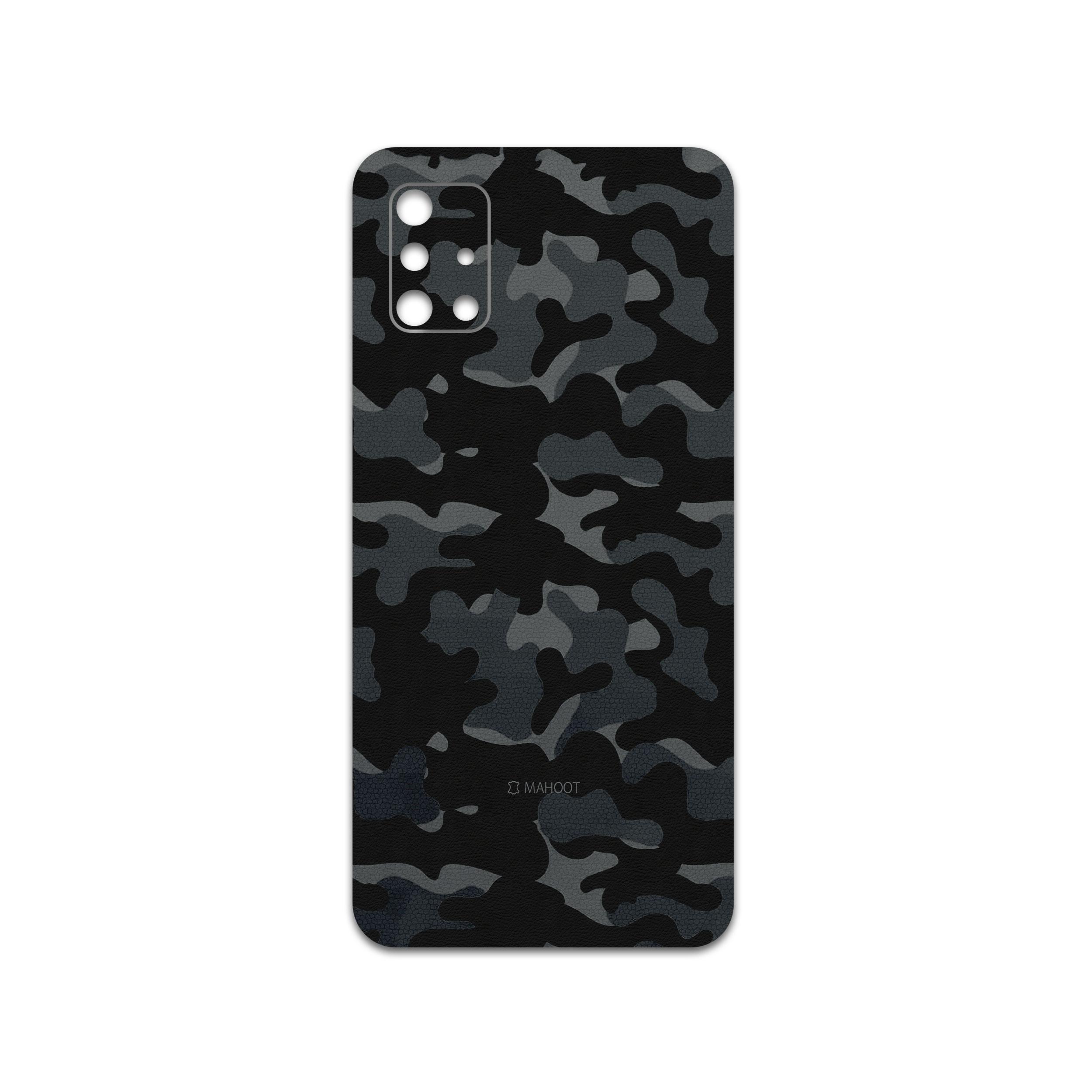 برچسب پوششی ماهوت مدل Night-Army مناسب برای گوشی موبایل سامسونگ Galaxy A51