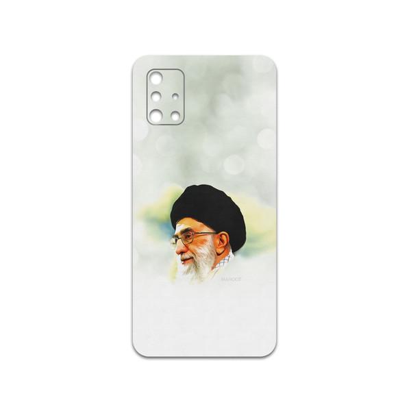 برچسب پوششی ماهوت مدل Iran's Leader مناسب برای گوشی موبایل سامسونگ Galaxy A51