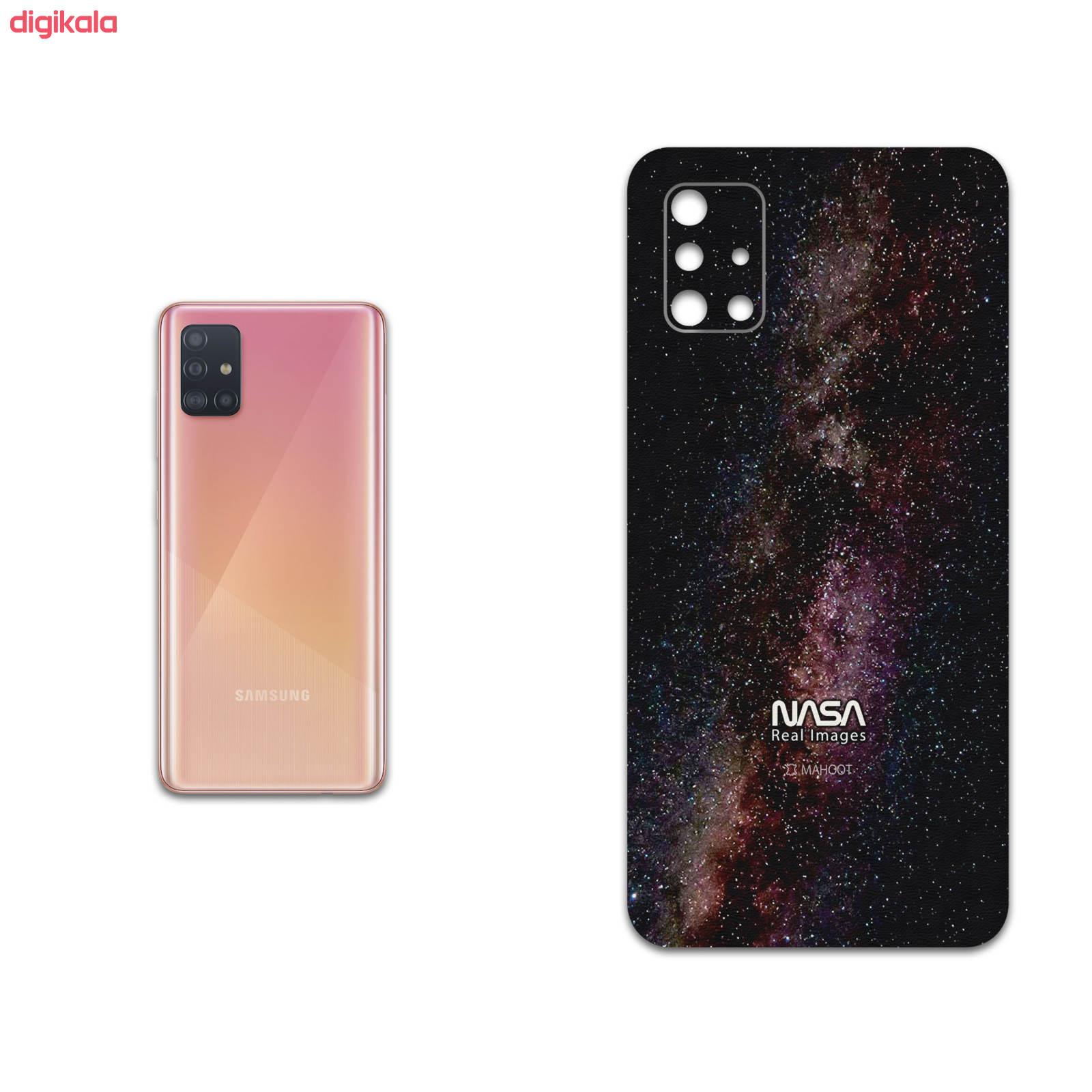 برچسب پوششی ماهوت مدل Universe-by-NASA-2 مناسب برای گوشی موبایل سامسونگ Galaxy A51