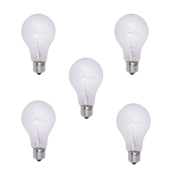 لامپ 200 وات پارس مدل PS1450 پایه E27 بسته 5 عددی