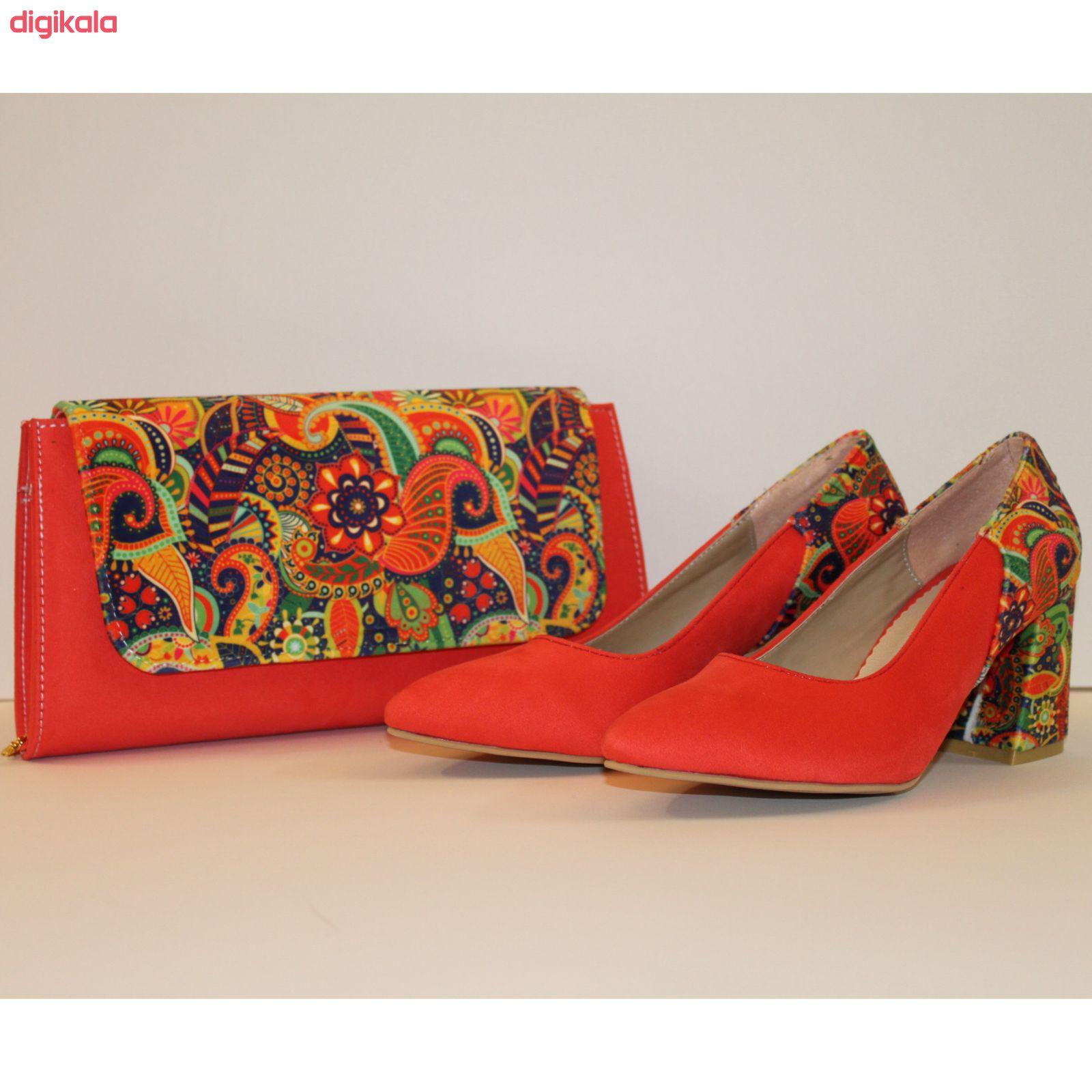 ست کیف و کفش زنانه کد 204 main 1 4