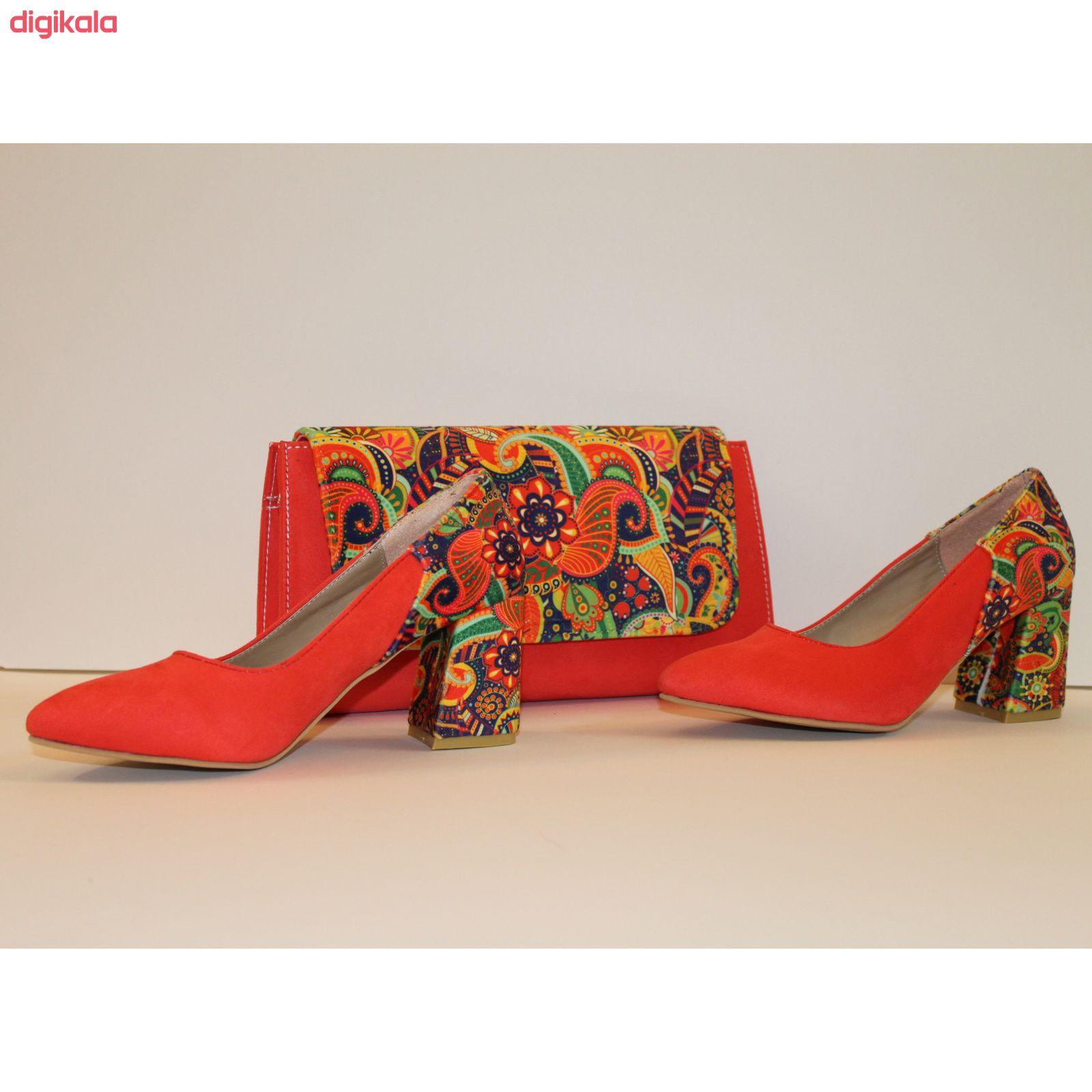 ست کیف و کفش زنانه کد 204 main 1 5