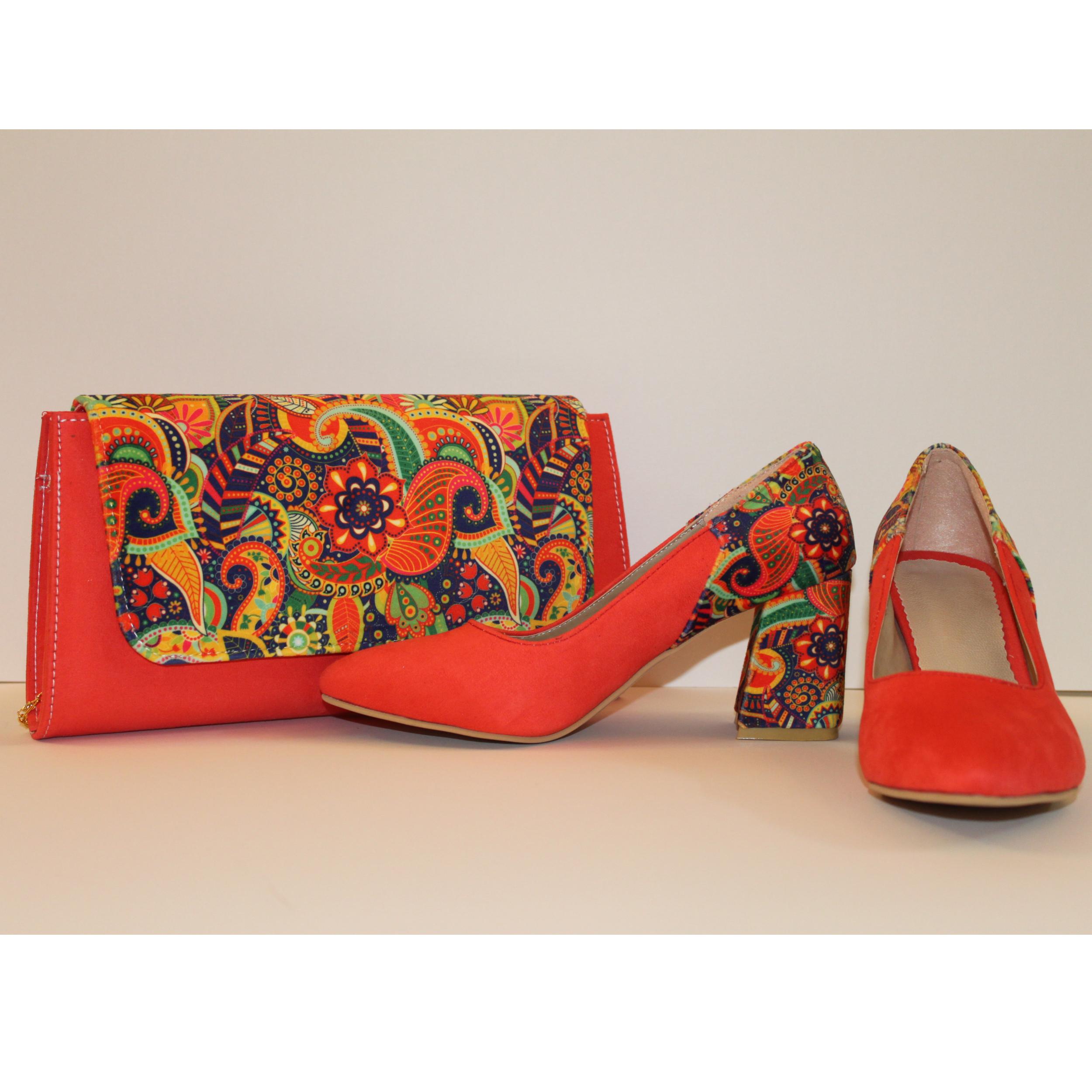 ست کیف و کفش زنانه کد 204 main 1 6