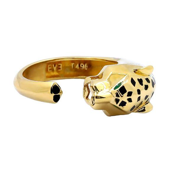 انگشتر طلا 18 عیار زنانه مدل 697