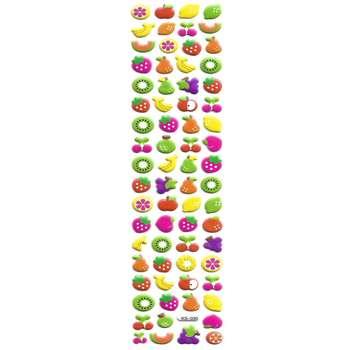 استیکر کودک طرح میوه مدل K030