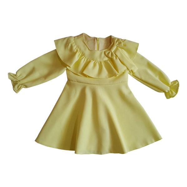 پیراهن دخترانه مدل BC2131