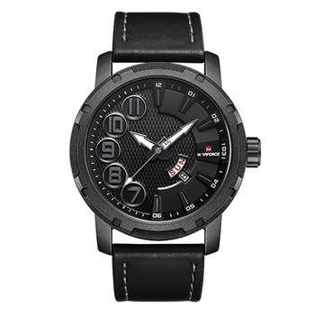 ساعت مچی عقربه ای مردانه نیوی فورس مدل NF9154M - ME-ME