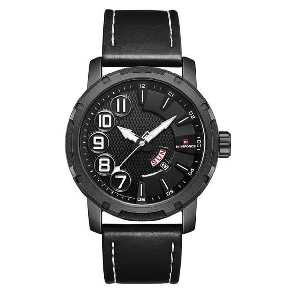 ساعت مچی عقربه ای مردانه نیوی فورس مدل NF9154M - ME-SE